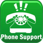 phone support request