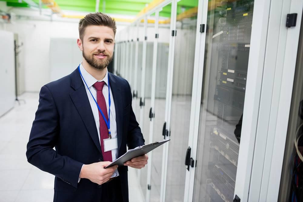 tech-support-colo-server-management